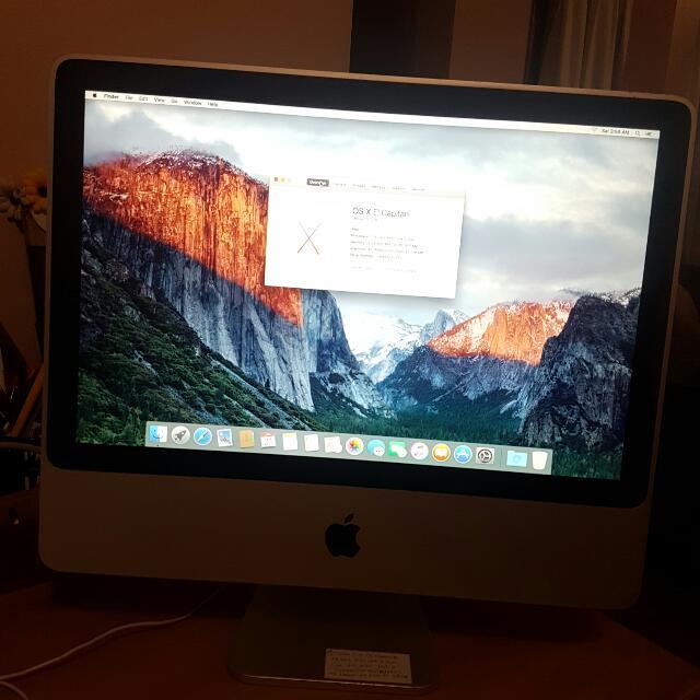 iMac (Core 2 Duo) Like NEW!