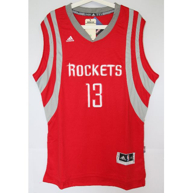 sports shoes 7c9f2 e9f31 NBA Swingman Jersey James Harden Houston Rockets #13 Red Away Jersey