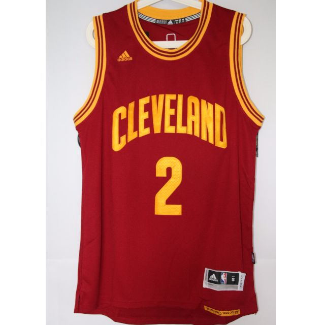 huge selection of 74c72 fab16 NBA Swingman Jersey Kyrie Irving Cleveland Cavalier #2 Red Away Jersey