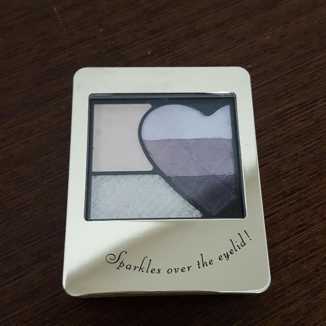 Integrate紫色眼影盤