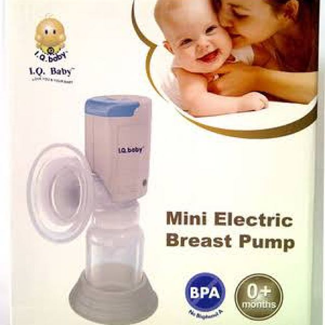 IQ Baby Electric Breastpump