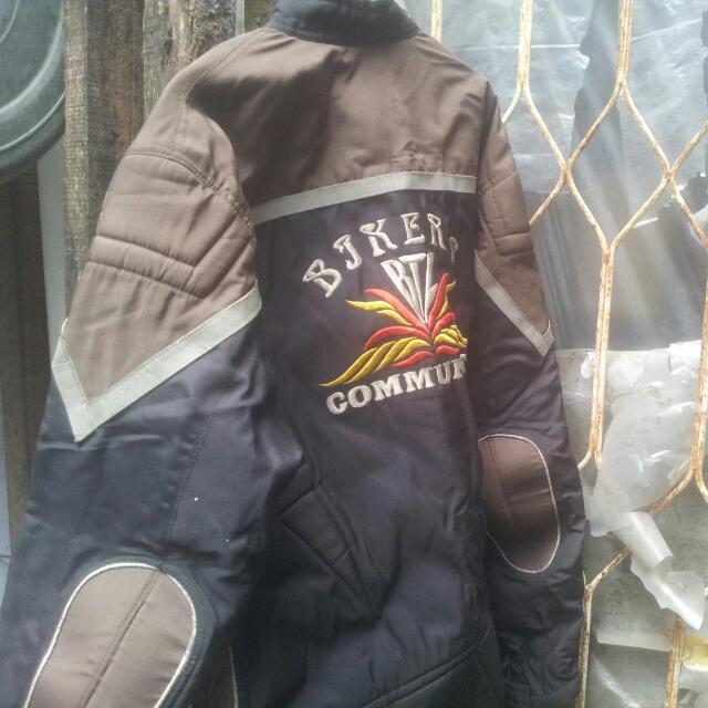 jaket rider