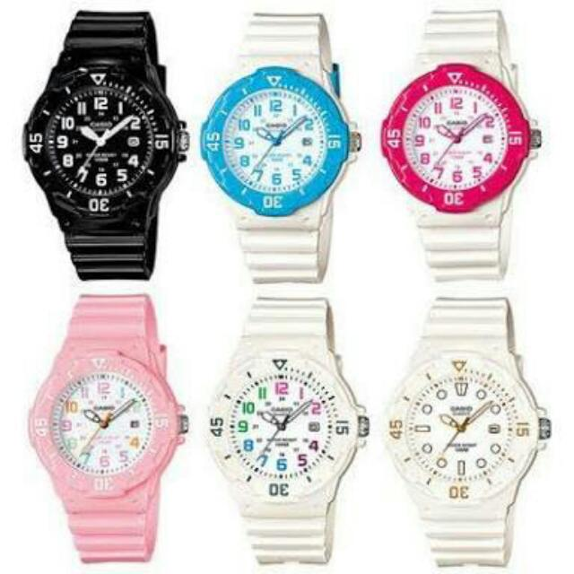 Jam Tangan Casio All Type
