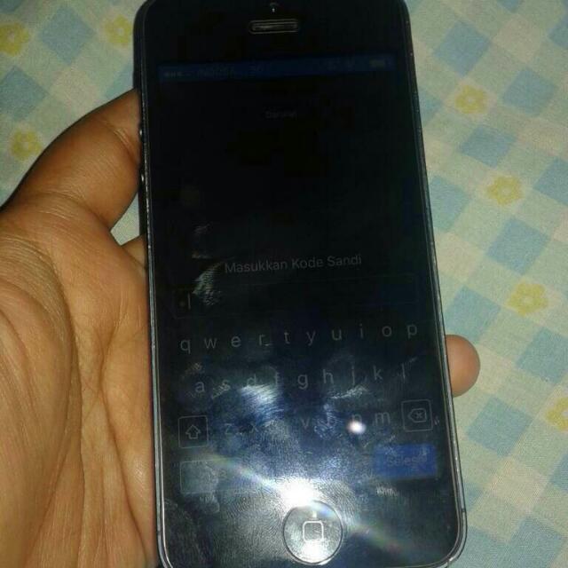 Jual Cepat Iphone 5 16gb