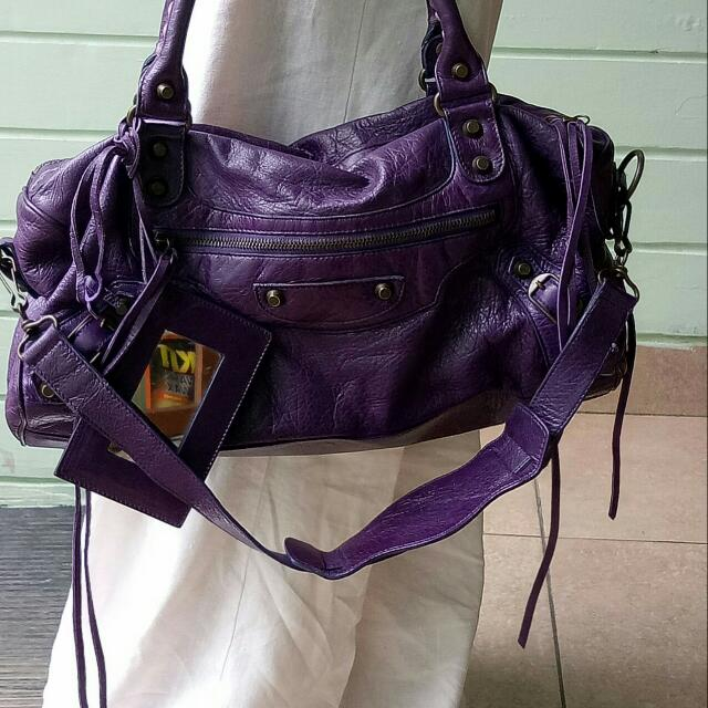 Jual Tas Original Balenciaga Bag Ori Second Preloved Authentic Bekas ... d3e66bf796