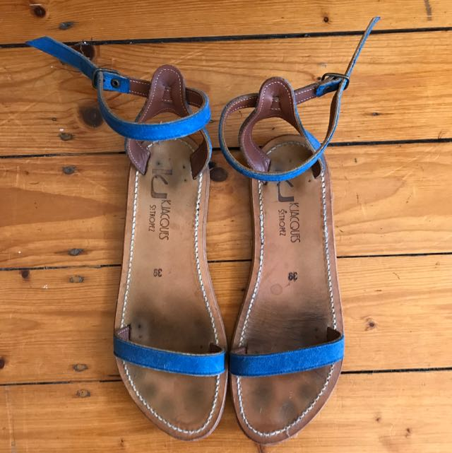 K Jacques 'Laura' Sandals, Sz 39
