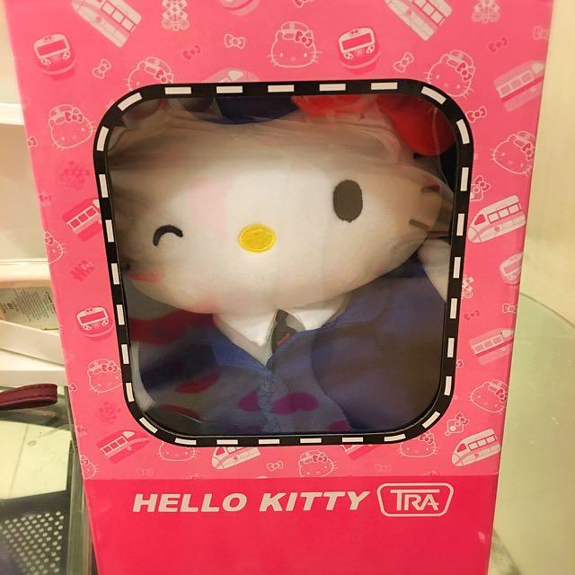 全新Hello Kitty 站長娃娃