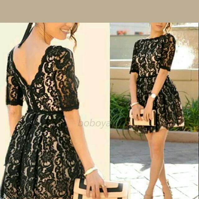 Lace Dress Size Medium