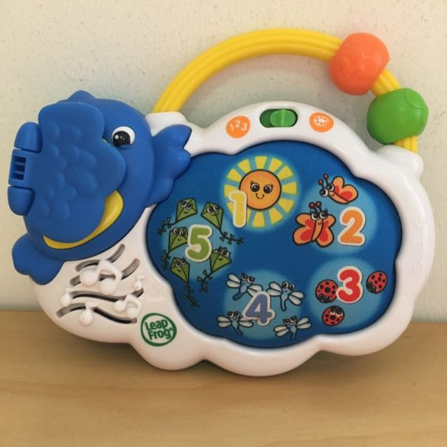 Leapfrog Singing  And Counting Toy