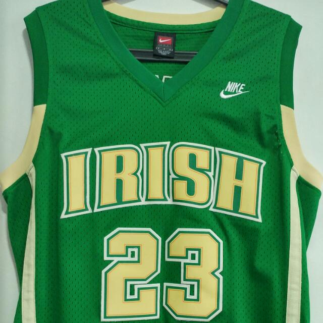 new products ff6a9 b26e8 LeBron James St. Vincent St. Mary Jersey Small, Sports ...