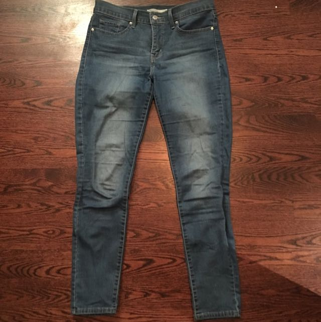 Levi's Shaping Skinny Jeans Vintage