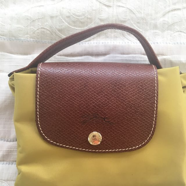 Longchamp Soft Briefcase / Laptop Bag