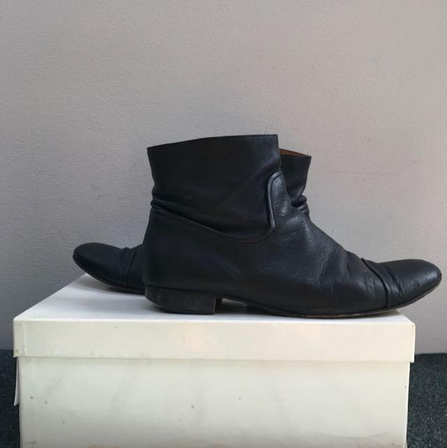Maisen Margiela Leather Boots