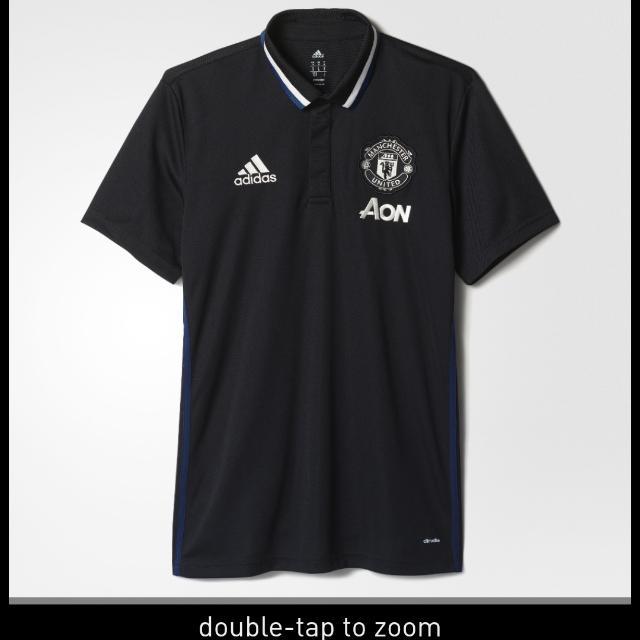 more photos 15ce4 04fb5 Manchester United FC Training Polo Shirt