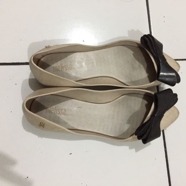 Melissa Trippy Jelly Shoes (authentic)