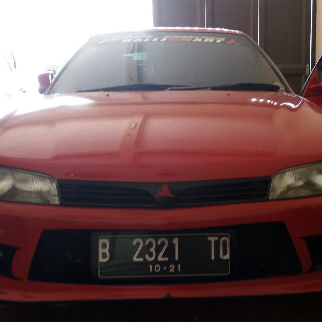 Mobil Mitsubitsi Lancer Evo4 Th 1997 Full Modified