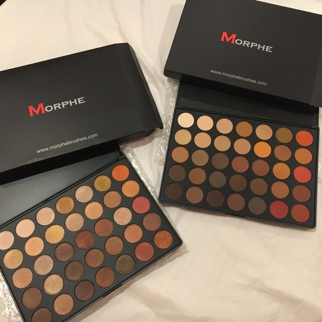 Morphe Palette 350M And 350S
