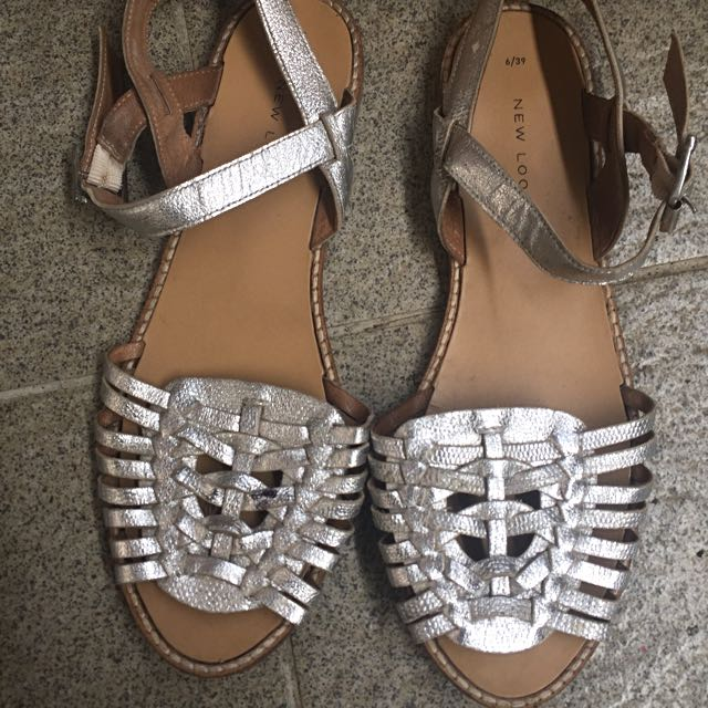 New Look Sandals Size 39 IDR 90.000