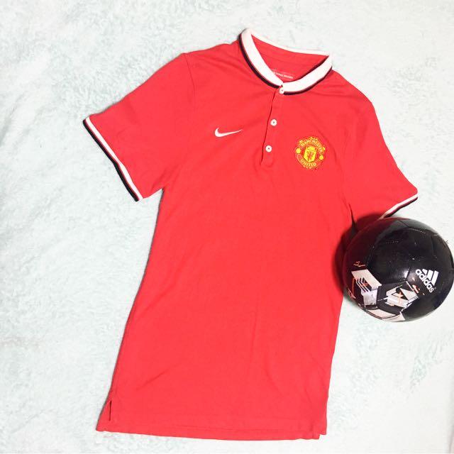 c75376f629d Nike Manchester United Polo Shirt Men s