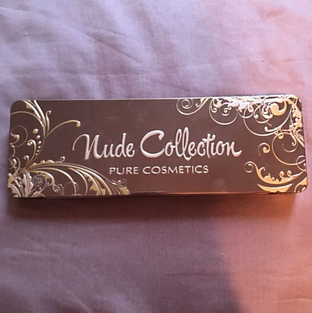 Nude Collection By Pure Cosmetics