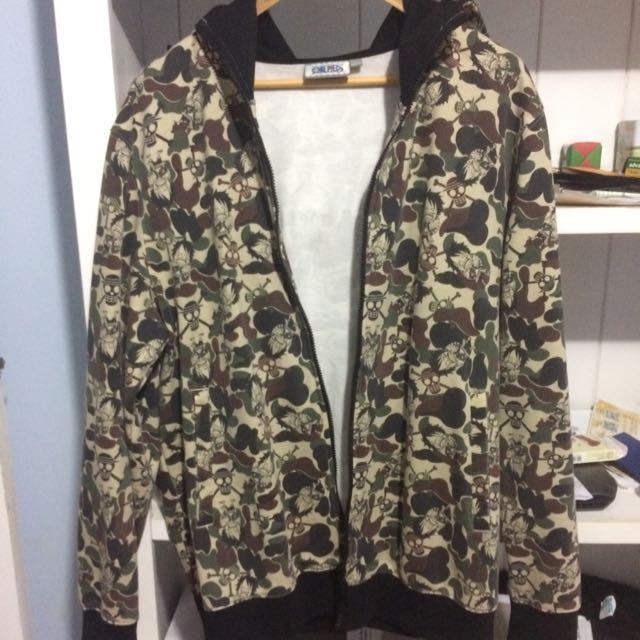 One Piece jacket