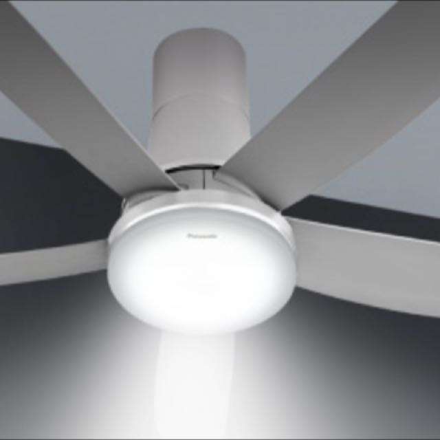 Panasonic Led 5 Blades Ceiling Fan F M15gw 60 For Furniture Others On Carou