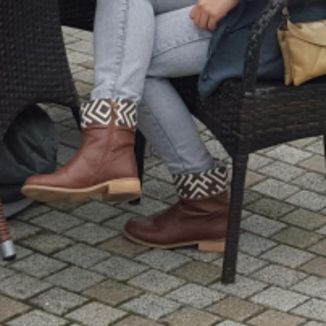 Parisian Boots