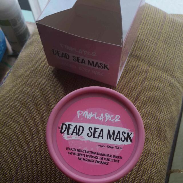Pinklab Dead Sea Mask Murah
