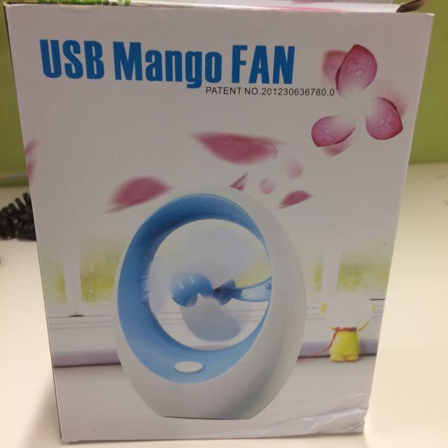 Portable USB Fan