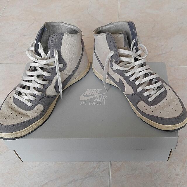 Ankle Pre Women Force Air High SneakersWomen's Loved 1 Nike SpzUVM
