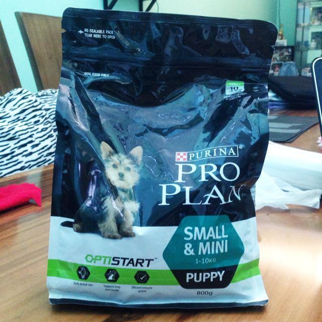 Pro Plan Optistart for Puppy