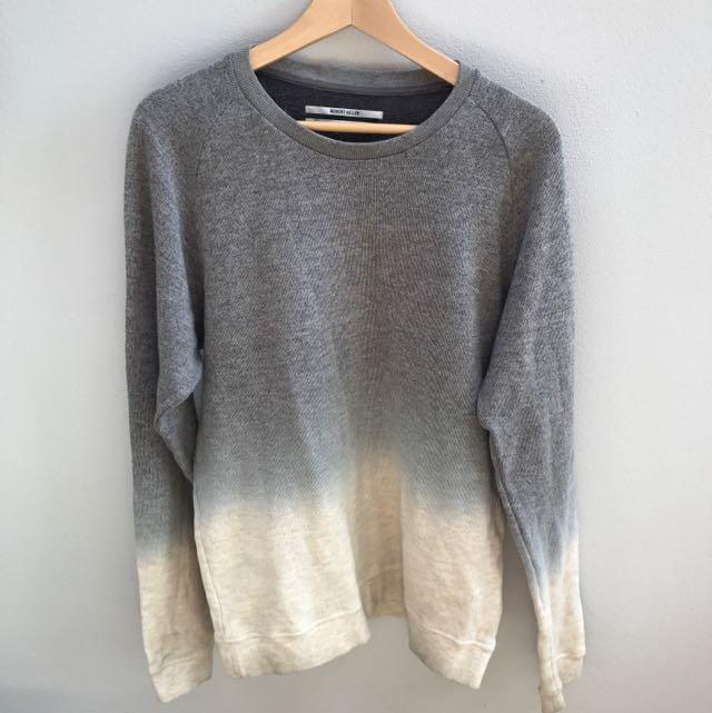 Robert Geller Ombré Sweater