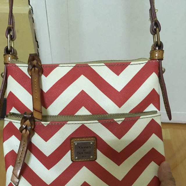 Rush Sale Dooney And Bourke Sling Bag