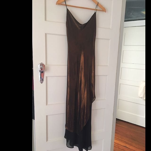 Mango Cocktail Dress - Size S