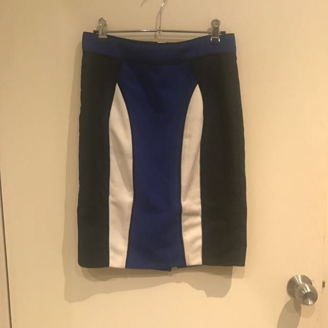 Sheike Pencil Skirt Sz10