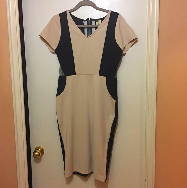 Size L Evening Dress