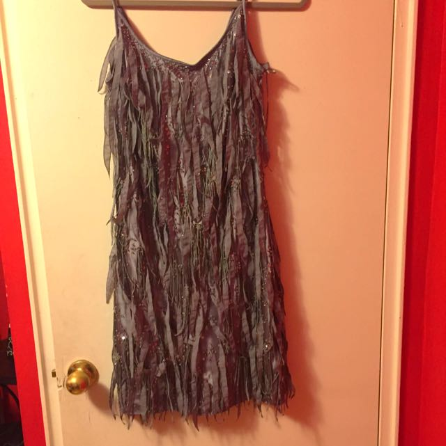 Size S Beaded Party Dress