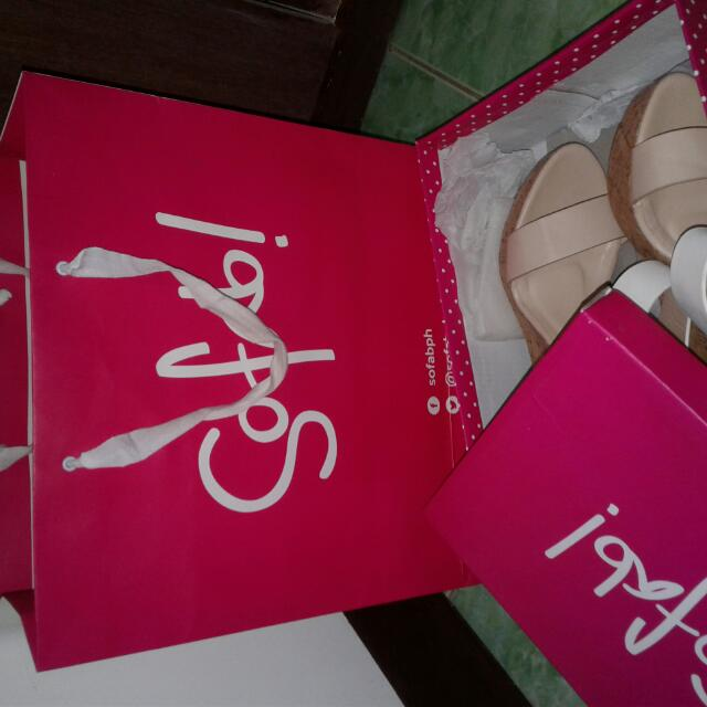 Sofab Sandals Size 37