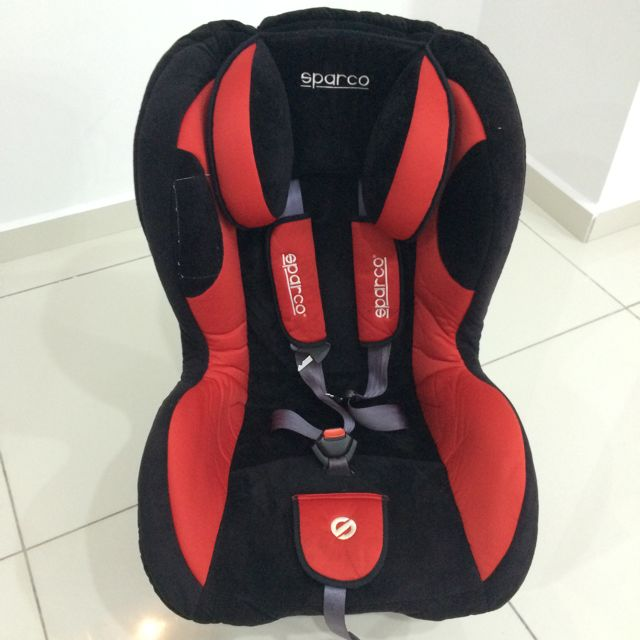 Sparco Baby Car Seat Babies Kids On Carousell