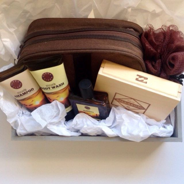 Spoil Your Man Gift Box
