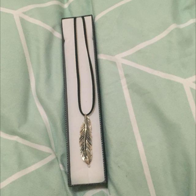 Sterling Silver Adjustable Necklace