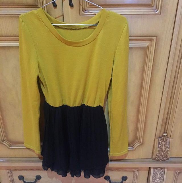 Sweater Midi Dress