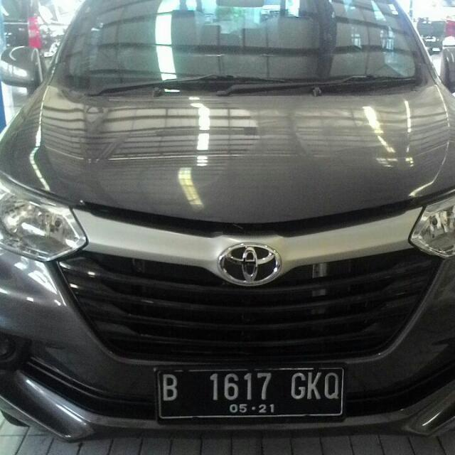 Take Over Avanza Tipe E Manual Grey
