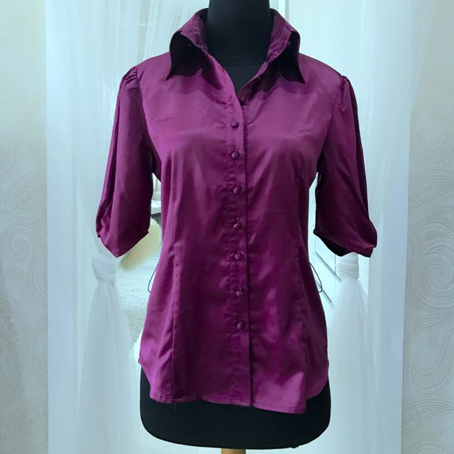Thr Executive Blouse / Shirt / Top (Kemeja)