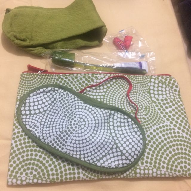 Travel Set Pouch