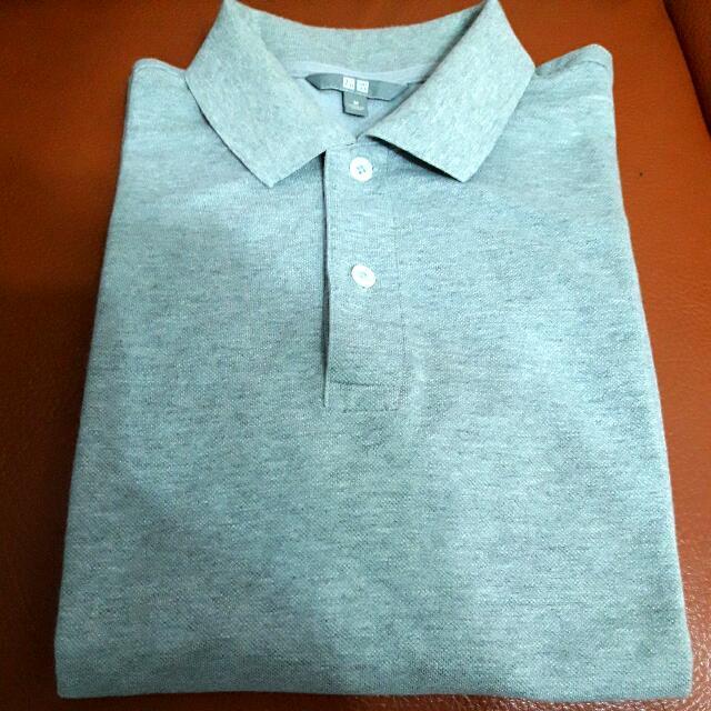 UNIQLO POLO衫 短袖襯衫