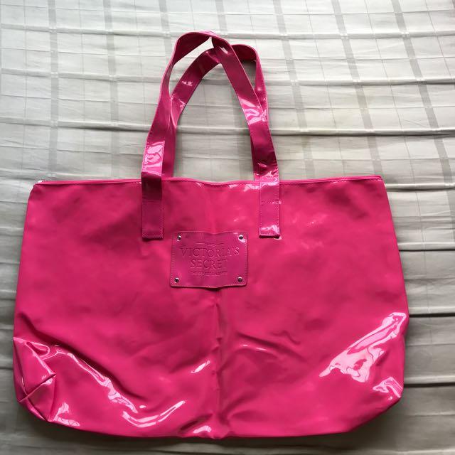 (BN)Victoria secret Pink Bag