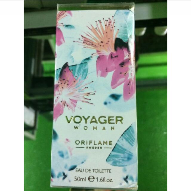Voyager Woman EDT