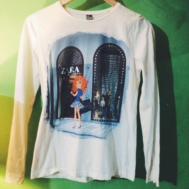 Zara Sweatshirt (Authentic)