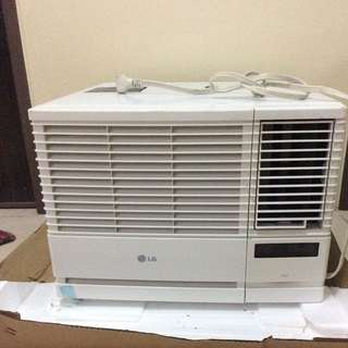LG 1 HP Window Type Airconditioner
